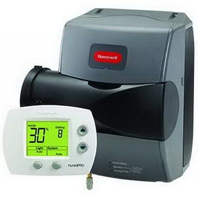 Honeywell HE250A1005 TrueEASE 24 volt 0.57 Amp Flow-Through Furnace Humidifier, 17 gal per Day