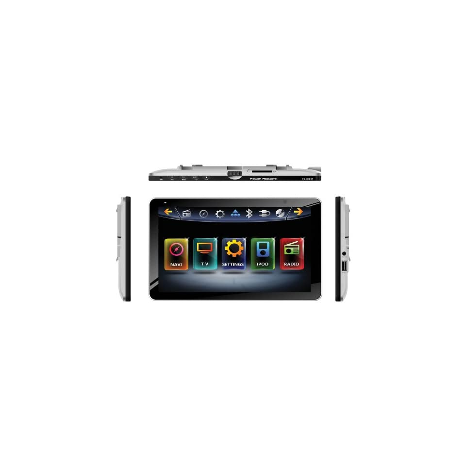 Soundstream KS-1 Inteq Desktop Home Media Player For VR-931NB VR-738NB PD-931NB