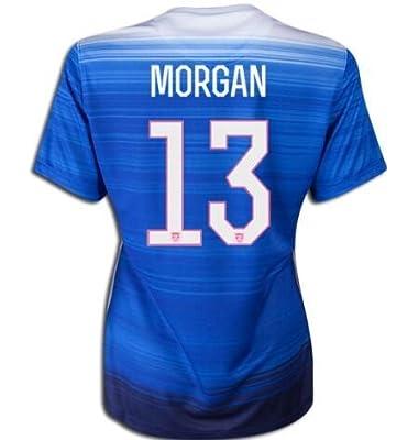 Kids Alex Morgan #13 Usa Womens 2015 Away Soccer Jersey,Team Usa