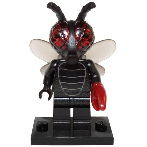 LEGOブロック・純正パーツ・ミニフィグ> シリーズ14・Fly Monster【並行輸入品】