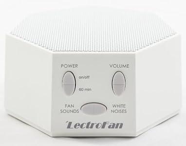 fan white noise machine