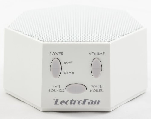 d9a761daf23 Adaptive Sound Technologies LectroFan High Fidelity White Noise Sound  Machine with 20 Unique Non-Looping Fan and White Noise