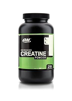 Optimum Nutrition Creatine Powder, Unflavored, 150g by Optimum Nutrition