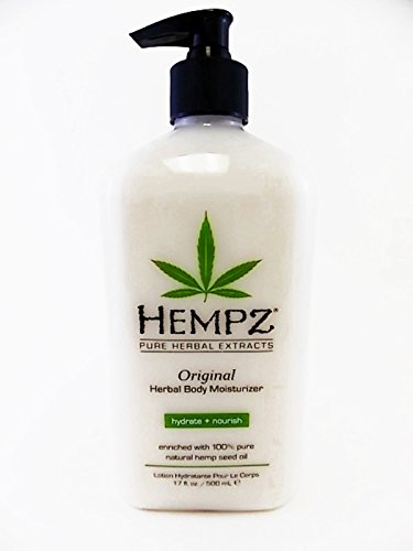 Hempz Original Herbal Moisturizer, 17 Fluid Ounce