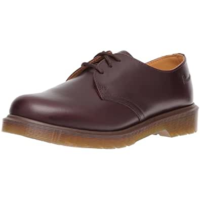 Dr Martens 1461 Pw Analine, Chaussures à lacets mixte adulte - Marron (Tan), 36 EU (3 UK)