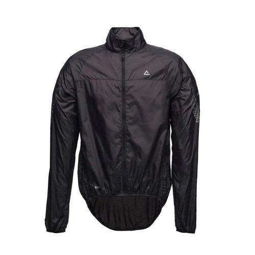 Dare2b Retouch Mens Waterproof Running Cylcling Jacket - Slate Grey - DMW016