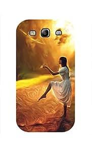 ZAPCASE PRINTED BACK COVER FOR SAMSUNG GALAXY S3 NEO