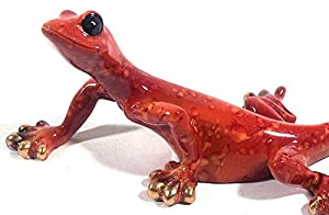 - Small Red Gecko Wall Art Or Freestanding Ornament from Brilliant Wall Art