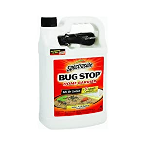 Spectracide Bug Stop Indoor Plus Outdoor Insect Killer, 1-Gallon