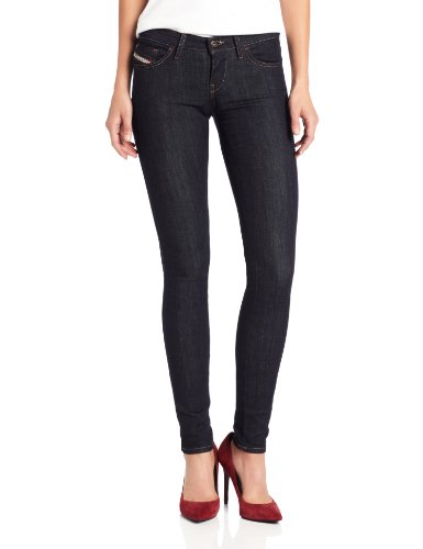 Diesel Women's Skinzee Jean In Raw Wash by Diesel