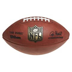 Wilson Official NFL Football - Goodell by Caseys