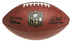 Buy Wilson Official Size NFL Duke Leather Game Ball by Caseys