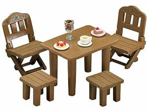 Sylvanian Families - Patio Furniture Set