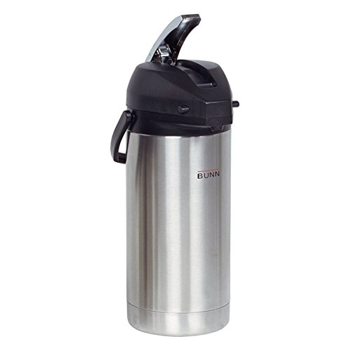 BUNN-36725-38-Liter-Lever-Action-Airpot-Stainless-Steel