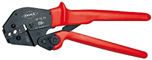 KNIPEX 97 52 10 3-Position Contact Crimping Pliers