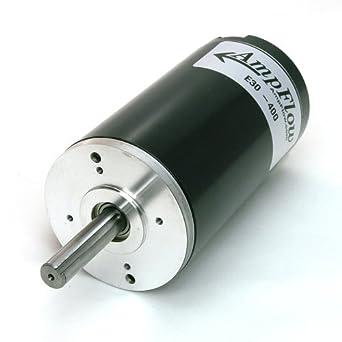 AmpFlow E30-400 Brushed Electric Motor, 12V, 24V, or 36V DC, 5700 RPM