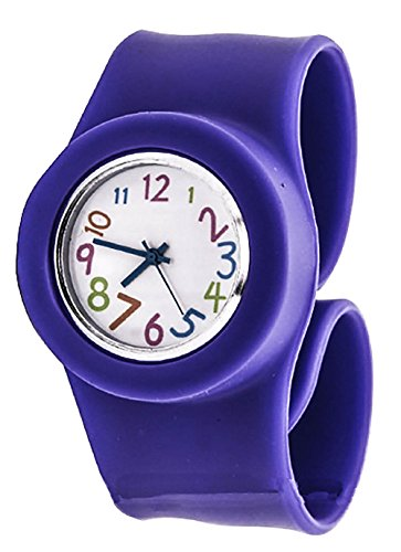 slap-watch-purple-fun-easy-to-read-watch-for-kids-gift-watches