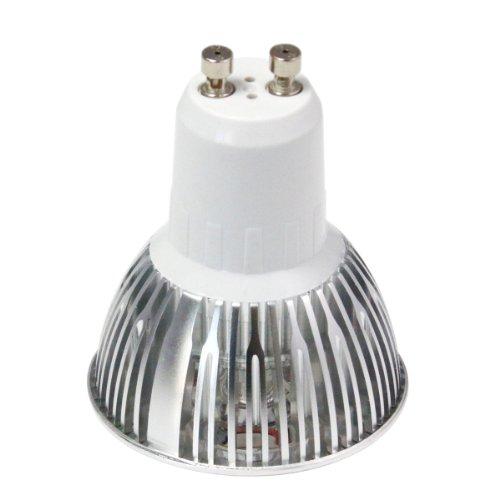 Led 3*3W Gu10 Spotlight Led Light Bulb Cool White