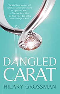 Dangled Carat by Hilary Grossman ebook deal