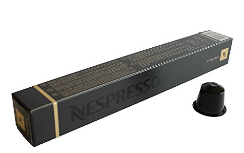 Find 200 Nespresso Capsules Ristretto Coffee NEW by Nespresso