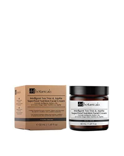 DR BOTANICALS Crema Facial Intelligent Tea Tree And Jojoba 50 ml