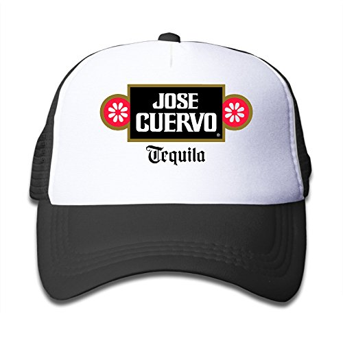 alizishop-youth-jose-cuervo-logo-adjustable-mesh-trucker-cap
