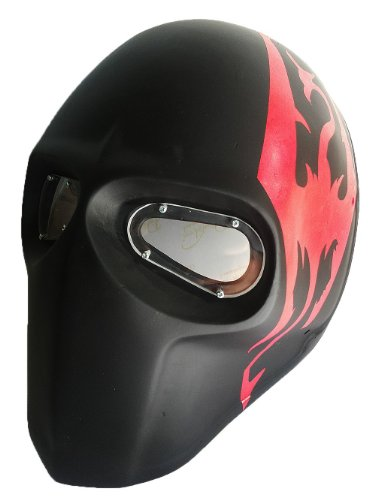 Elder Scroll Airsoft Mask Army of two BB Gun Paint Ball Mask DJ Outdoor Protective Gear Cosplay
