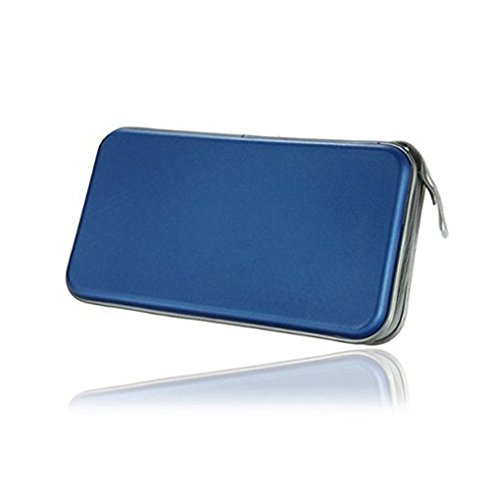 80-pieces-disc-album-cd-dvd-carry-cover-case-wallet-storage-holder-bag-hard-boxblue