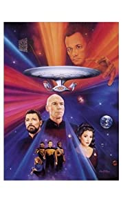 Star Trek The Next Generation 7th Poster