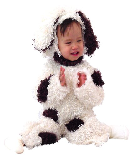 Baby and Toddler Furry Puppy Costume