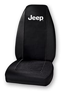 Jeep Text Seat Cover from Plasticolor