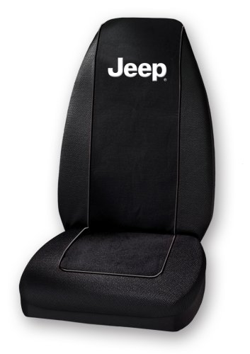 Jeep Text Seat Cover