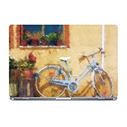 Posterboy The Cycle Laptop Skin (Multicolor)