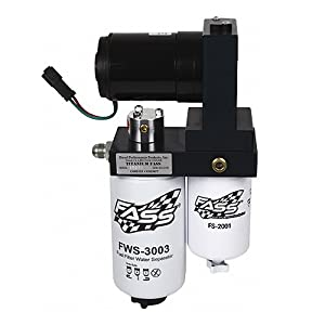 FASS (T C10 150G) Titanium Series Fuel Air Separation System, 150 gph