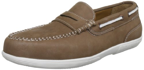 Sebago Men's Nantucket Classic Cognac Boat Shoe B200004 10 Uk