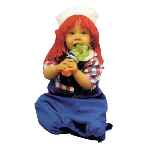 Raggedy Andy Bunting Costume
