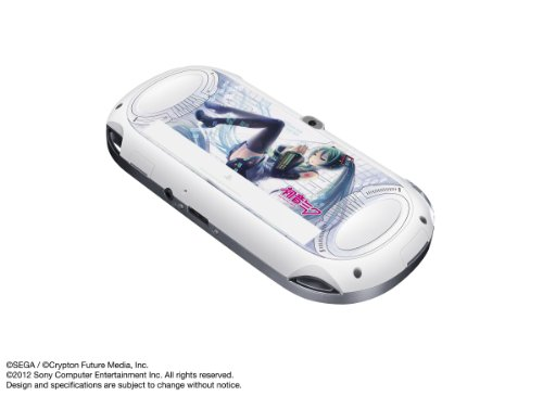 PlayStation Vita 初音 ミク Limited Edition 3G/Wi‐Fiモデル (PCHJ-10001)