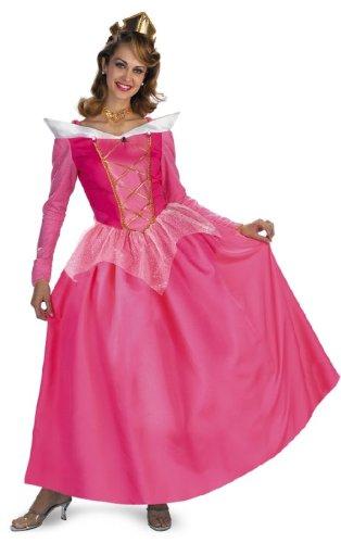 Aurora Prestige Adult Costume - Standard One-Size - Adult Costumes