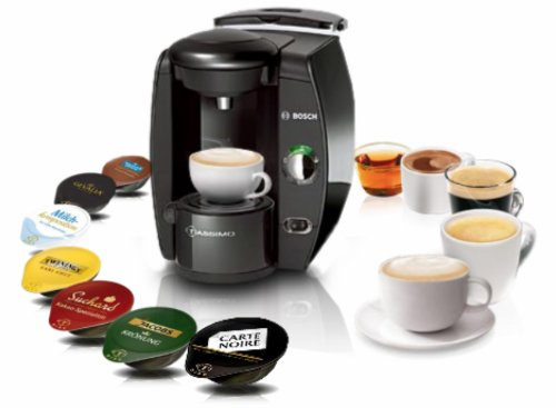 Get 100 x Tassimo T-discs / Capsules Variety Pack - For Tassimo Machines only (100 Capsules / T-Disc) by Tassimo