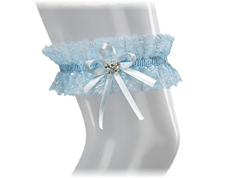 CHIC-XL-XXL-Liga-Novia-Liga-extra-amplio-para-vestido-de-novia-grandes-tamaos-Must-Have-Azul-Blanco-Crema