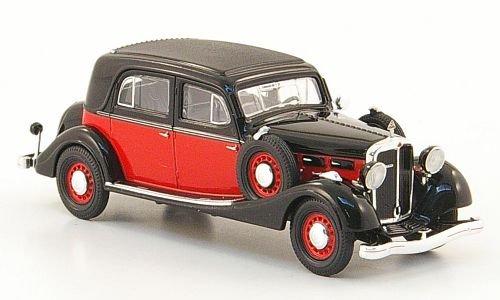 maybach-sw-35-negro-rojo-modelo-de-auto-modello-completo-ricko-187