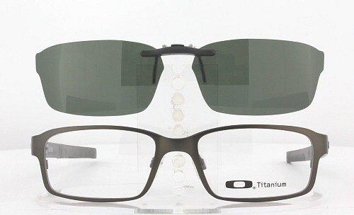 Oakley Deringer-Ox5066-52X18 Clip-On (Frame Not Included)