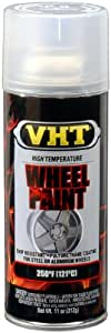 VHT SP184 Clear Coat Wheel Paint Can - 11 oz.