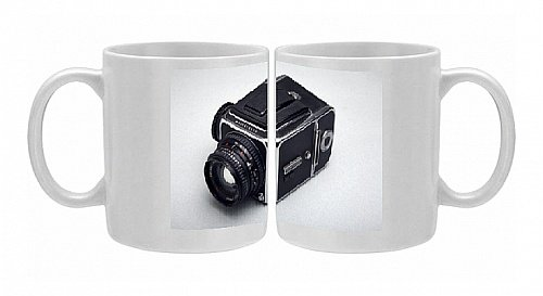 Photo Mug of Medium format film camera from Science Photo Library