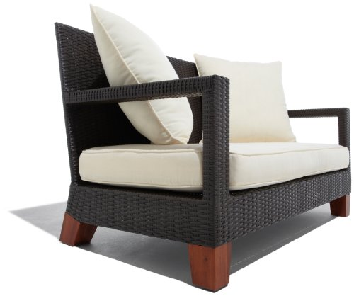 Strathwood Camano All-Weather Wicker Sofa