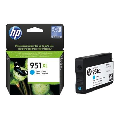 HP 951XL Tinte cyan