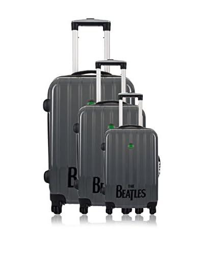 LES BEATLES BY PLATINIUM Set de 3 trolleys rígidos