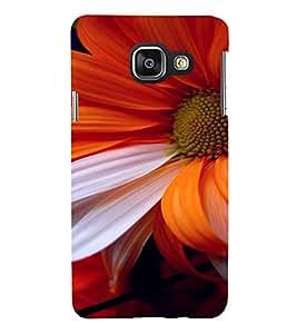 PrintVisa Flower Design 3D Hard Polycarbonate Designer Back Case Cover for Samsung Galaxy A5 A510 2016 Edition