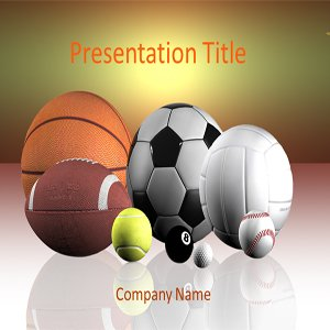 Powerpoint Templates Sports