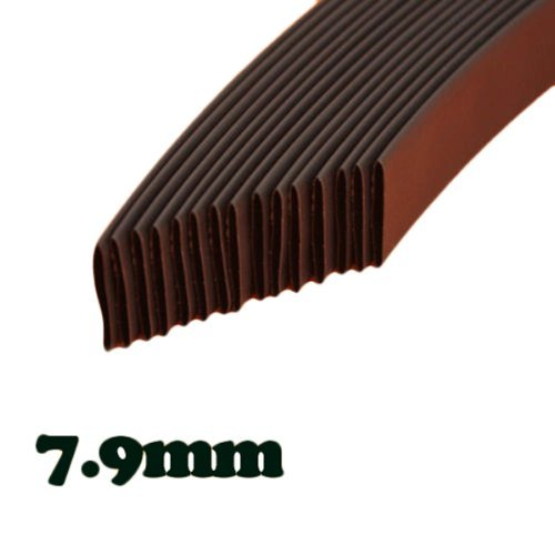 Water & Wood 5PCS Polyolefin Heat Shrink Tubing Tube Sleeve Sleeving Wrap 7.9mm 1.22m Metre